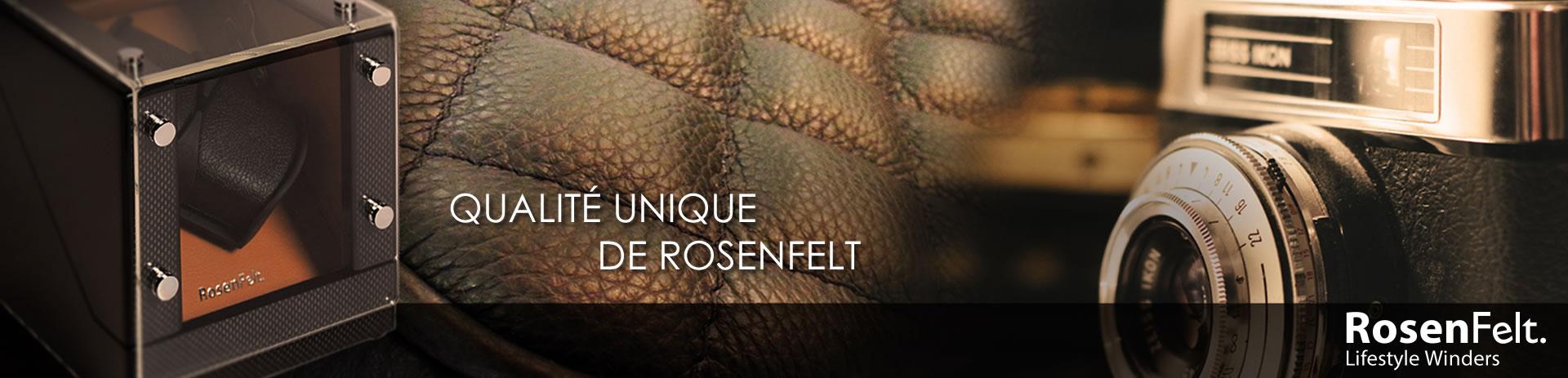 Remontoir montre Rosenfelt